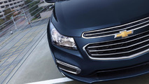 2015 Chevrolet Cruze facelift