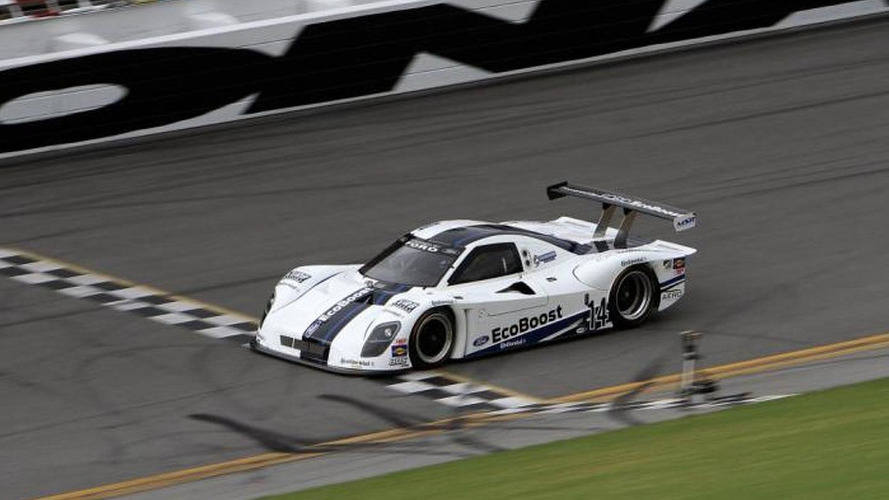 Ford Racing breaks Daytona speed record with 222.9 mph EcoBoost prototype