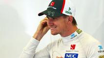 Ferrari said no to Hulkenberg via text message - manager