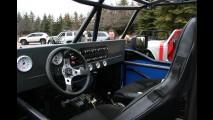 Jeep Wrangler Blue Crush