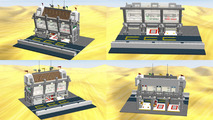 Lego Ideas Le Mans Garage
