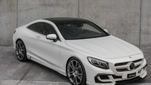 Mercedes S-Class Coupe by Fad Design