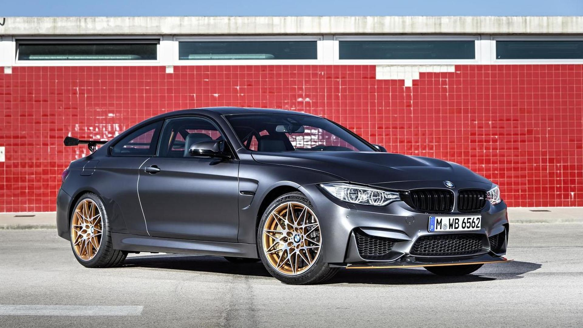 BMW to assemble only five M4 GTS units per day