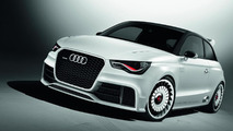 Audi A1 Quattro test drive - high speed acceleration [video]