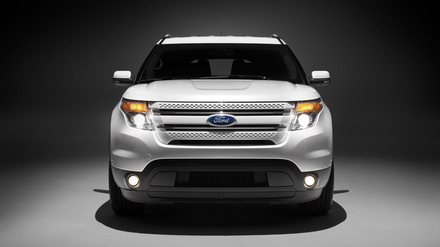 Ford Explorer EcoBoost gives class-leading fuel economy
