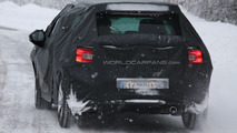 Citroen DS3 3-door spy photo