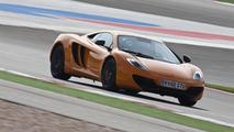 McLaren MP4-12C Nürburgring lap time by Sport Auto [video]