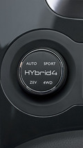 Peugeot 3008 HYbrid4 announced -  world's first diesel full hybrid vehicle