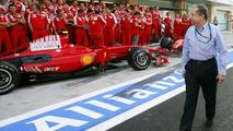 Todt denies bowing to Ferrari's team orders pressure