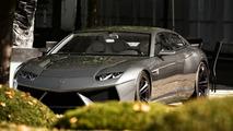 Lamborghini Estoque Concept Spotted in Germany