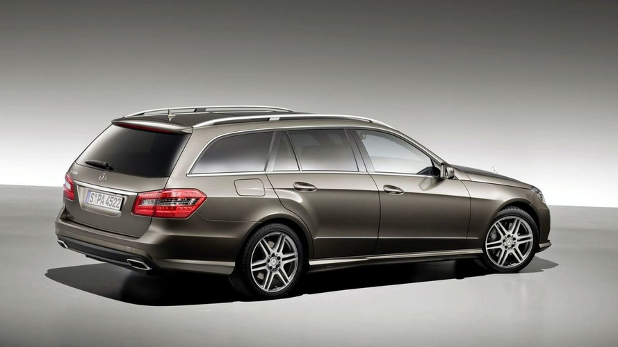 2010 Mercedes-Benz E-Class Wagon official details and 49 photos