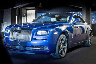 Rolls-Royce Rolls Debuts Wraith Porto Cervo Edition