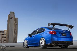 This Subaru WRX STI is a Show Car Worth Showing Off