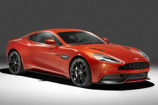 Aston Martin Vanquish, Rapide S Get Power Bumps for 2015