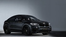 BMW X6M by Manhart