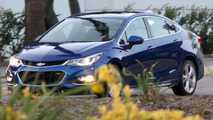 2016 Chevrolet Cruze to go on sale next spring