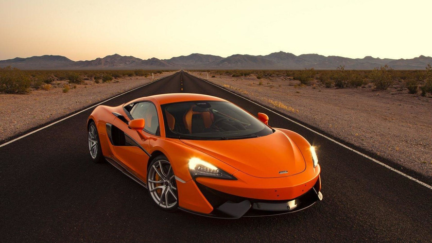 McLaren Sport Series enters pre-production [video]