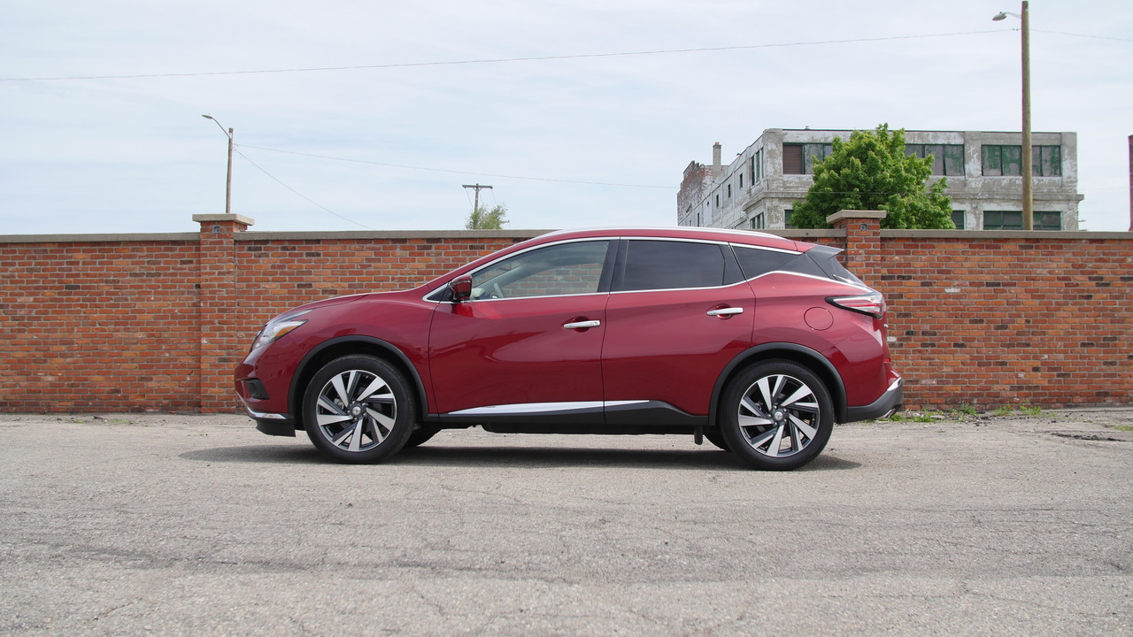 2016 Nissan Murano Platinum AWD | Why Buy?