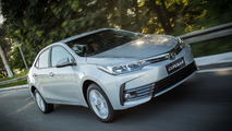 Volta rápida - Novo Toyota Corolla 2018 melhora dinâmica e segurança