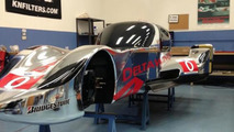 DeltaWing Coupe revealed, will enter the American Le Mans Series