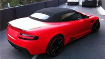 Mansory Aston Martin DBS time lapse wrap [video]