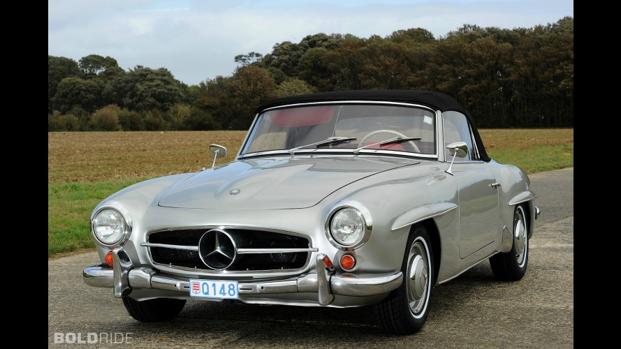 Mercedes-Benz 190 SL Roadster