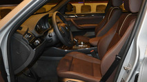 BMW X3 xDrive35i with M Performance parts