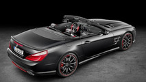 Mercedes-Benz SL Special Edition Mille Miglia 417 lands in Geneva with cosmetic tweaks