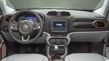 Euro-spec Jeep Renegade