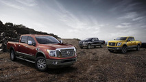 Nissan bringing three modified Titan XDs to SEMA