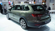 Seat Leon X-Perience at 2014 Paris Motor Show