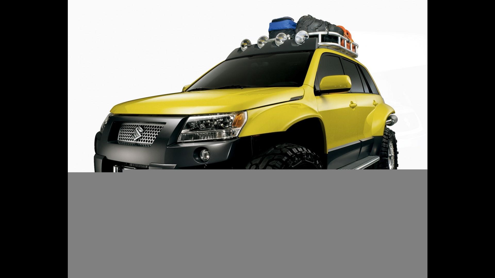 Suzuki Dune Concept