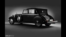 Hispano-Suiza J12 Cabriolet deVille