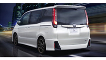 Toyota Noah G's & Voxy G's concepts unveiled