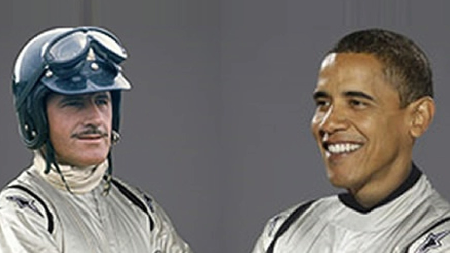 The Stig is Revealed