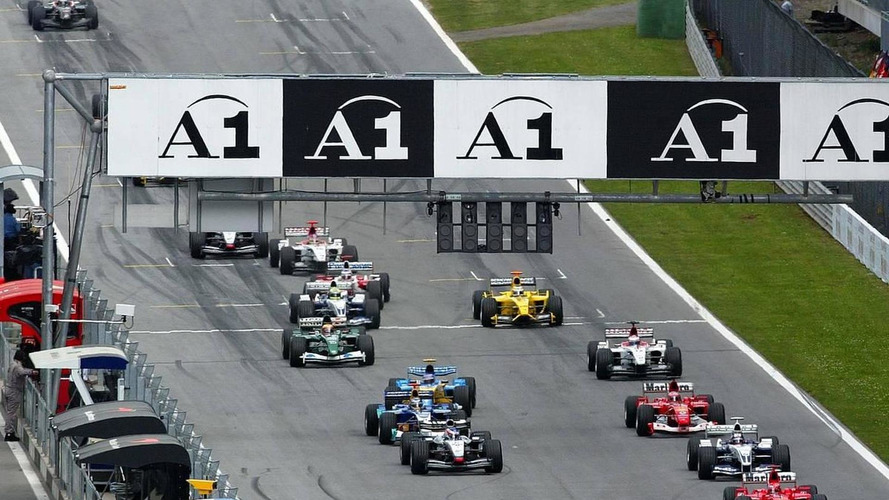 'Red Bull Ring' approved for F1 races