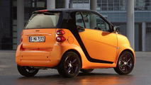 2011 Smart ForTwo NightOrange unveiled