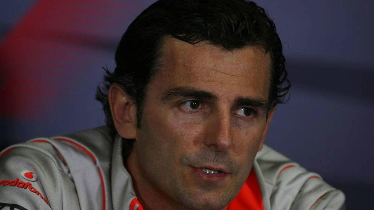 Pedro De la Rosa