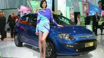Fiat Punto Evo at 2009 FRankfurt Motor Show