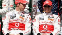 Hamilton 'simply faster' than Button - Ecclestone