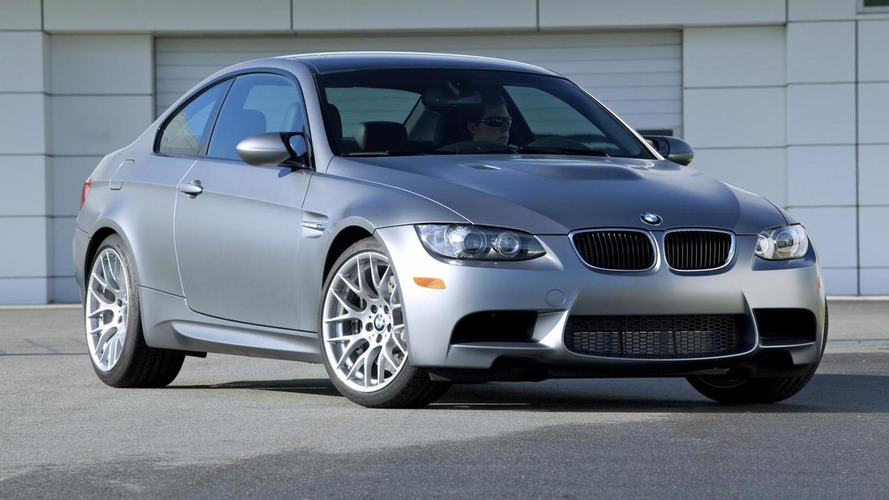 2011 BMW Frozen Gray M3 Coupe sold out in 12 minutes