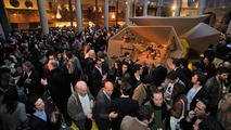 BMW 5 Series GT sculpture, The Dwelling Lab, Salone Internazionale del Mobile, 20.04.2010