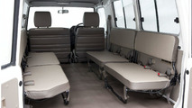 2007 Toyota LandCruiser 78 Troop Carrier 11-seat Workmate