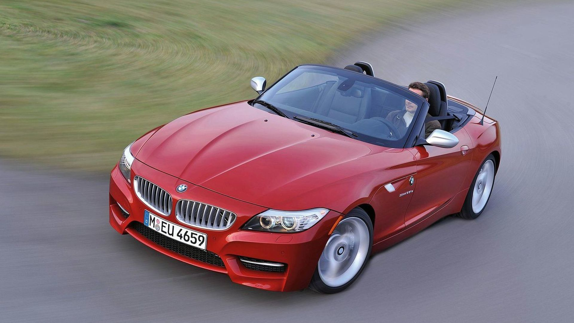 BMW Z4 sDrive35is Live Photos in Detroit [Video]
