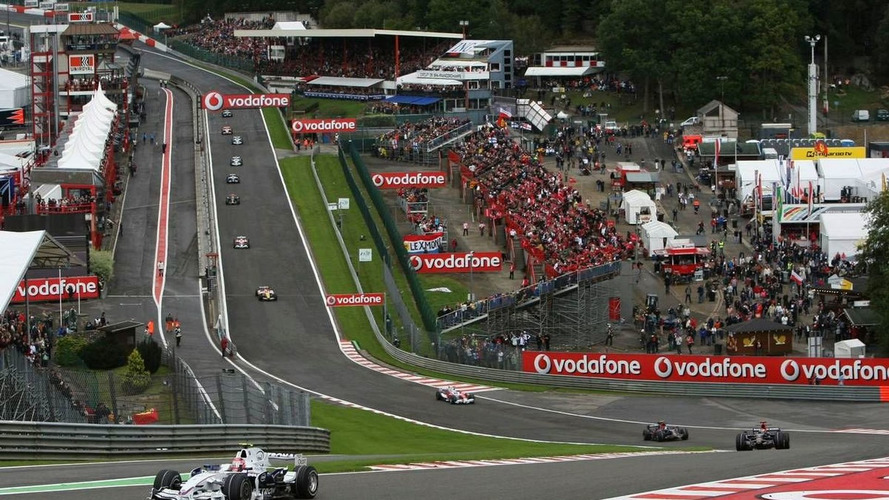 World Cup chief urges Belgium to keep grand prix