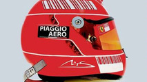 Michael Schumacher to debut revised helmet after Massa injury