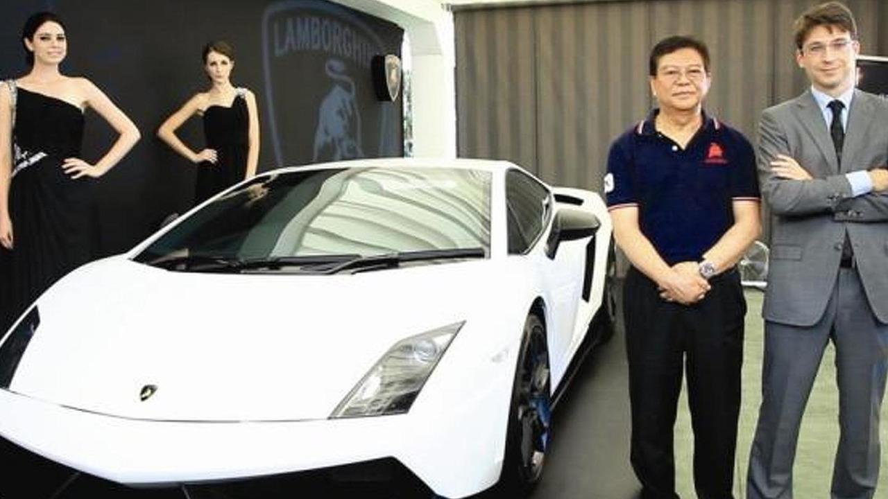 Lamborghini Gallardo LP550-2 MLE 09.5.2012