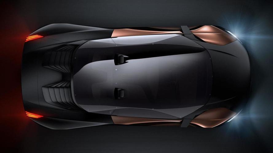 Peugeot Onyx concept gets official