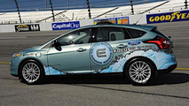 Ford Focus Electric Pace Car 26.4.2012