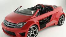 Scion xA Speedster by Five Axis